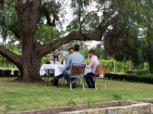 Lunch with a Winemaker - Oakvale - new