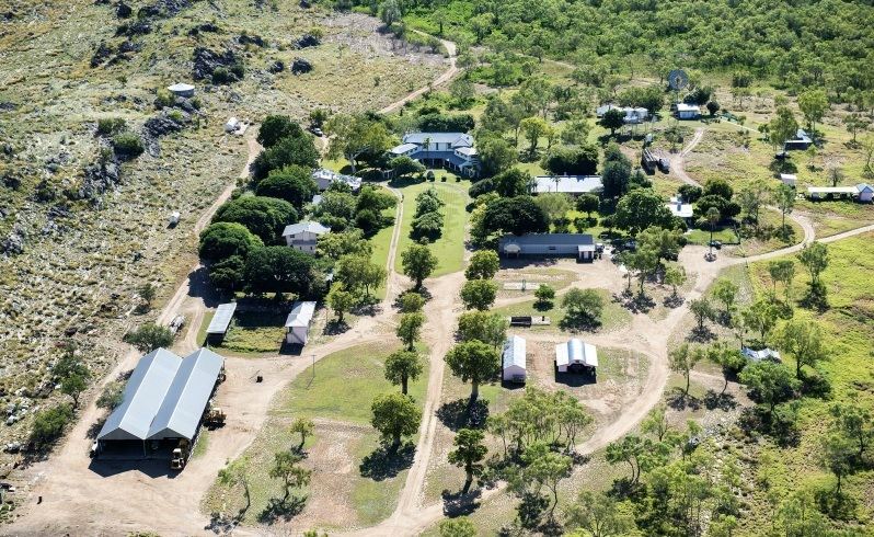 Gina Rinehart out-bids 'unprecedented' global and domestic interest in Fossil Downs Station: estate agent