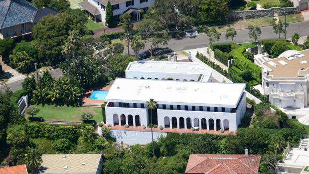 The billionaire who bought Australia's most expensive home