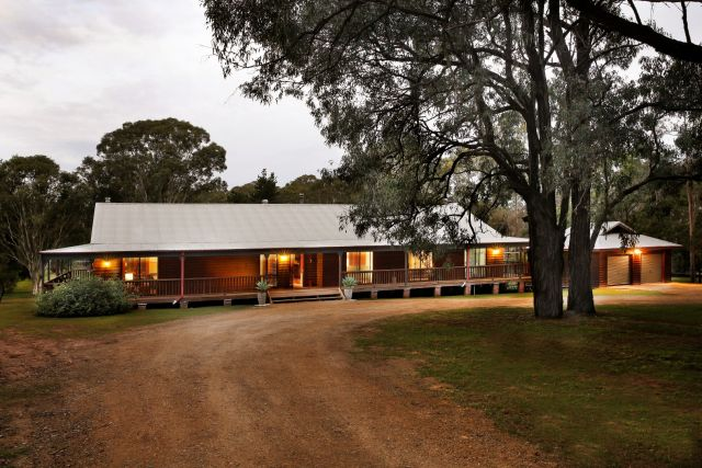 Hunter Valley Lifestyle - an outstanding example of an elite country haven