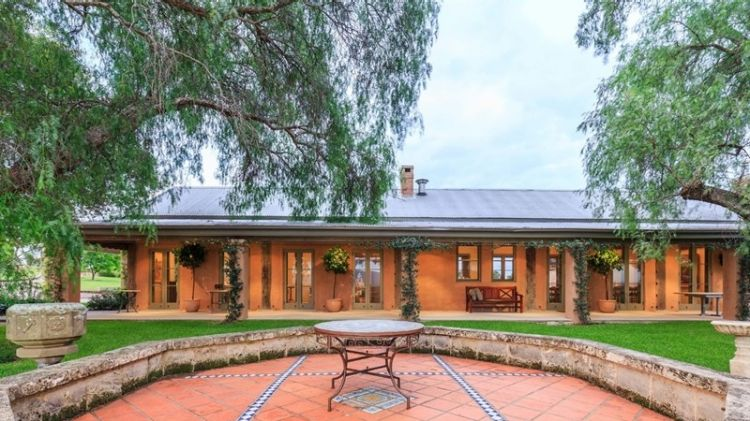 Pokolbin trophy estate Loggerheads, one of many Hunter Valley properties being snapped by predominantly Sydney buyers