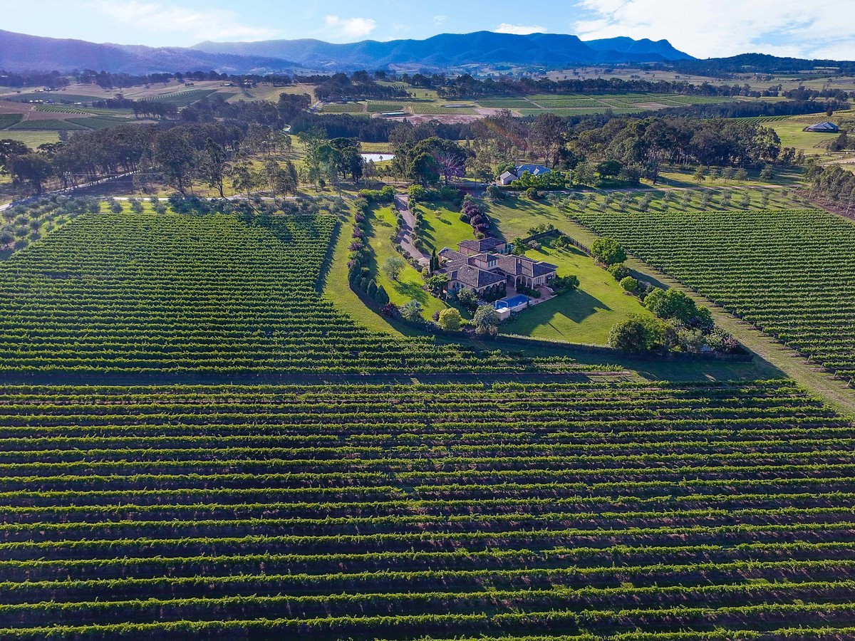 Iron Gate Estate - one of the high-end wineries currently on the market