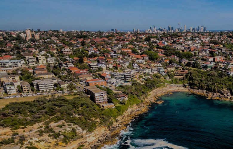 Randwick in Sydney - potential luxury house price growth spot