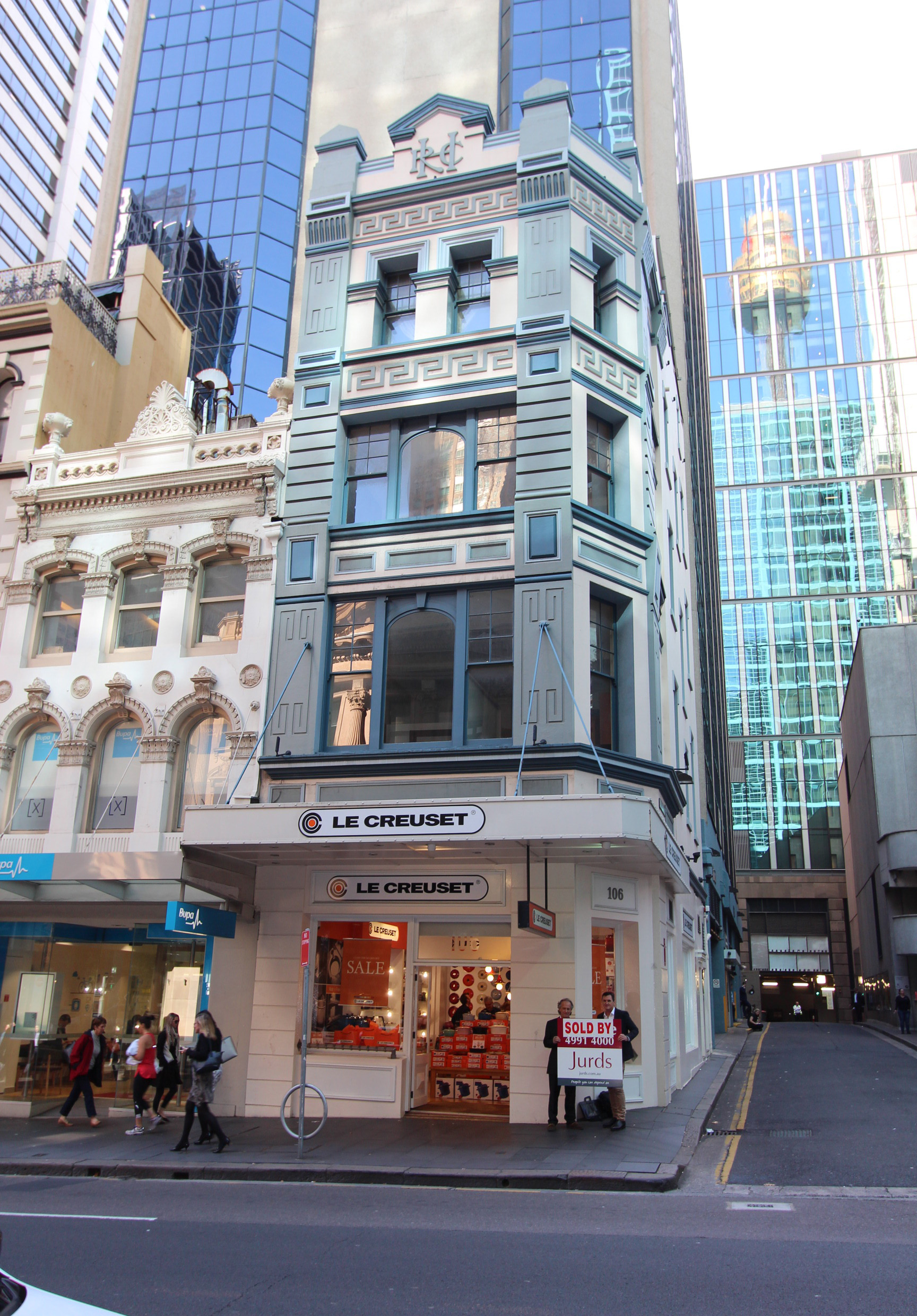 ONE OF SYDNEY'S MOST SIGNIFICANT COMMERCIAL SALES