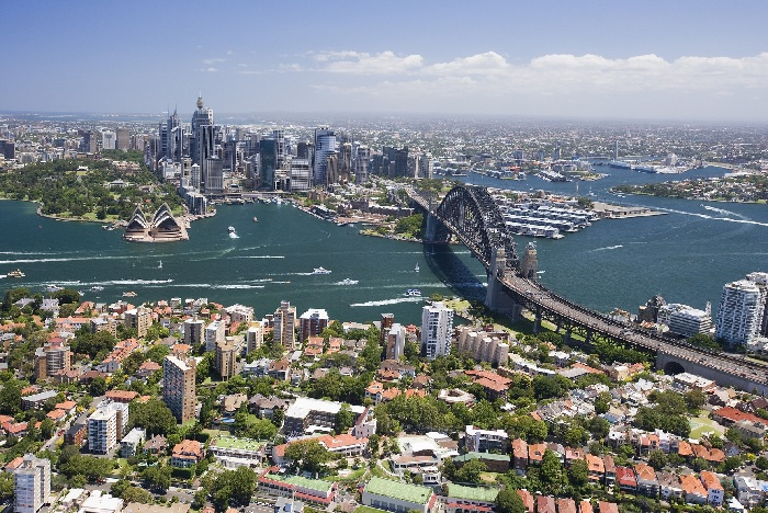 Australia Ranks 11th on Knight Frank's Global House Price Index