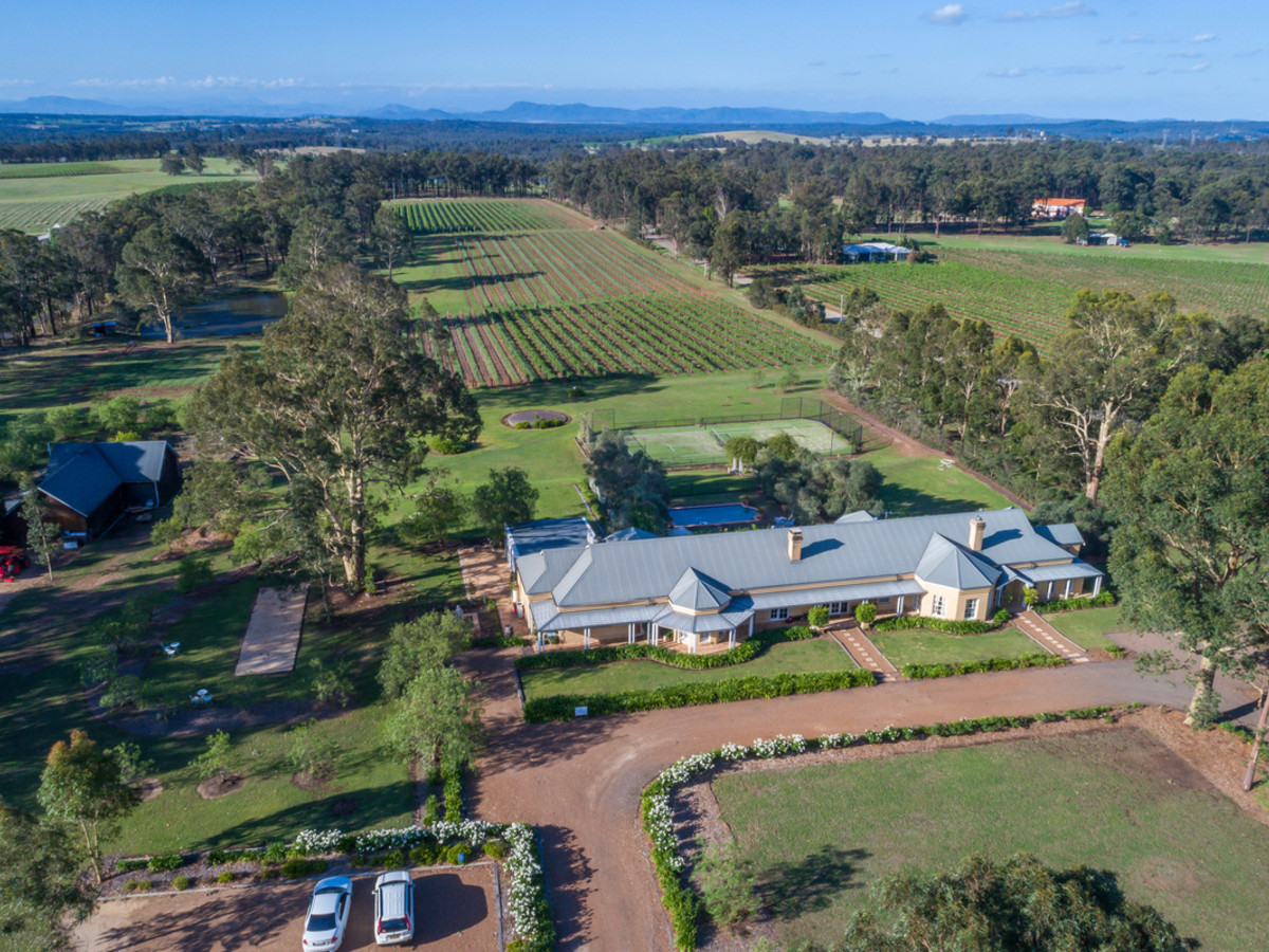 138 Gillards Road - Pokolbin Estate Listed for Sale with $5.5 Million Price Guide