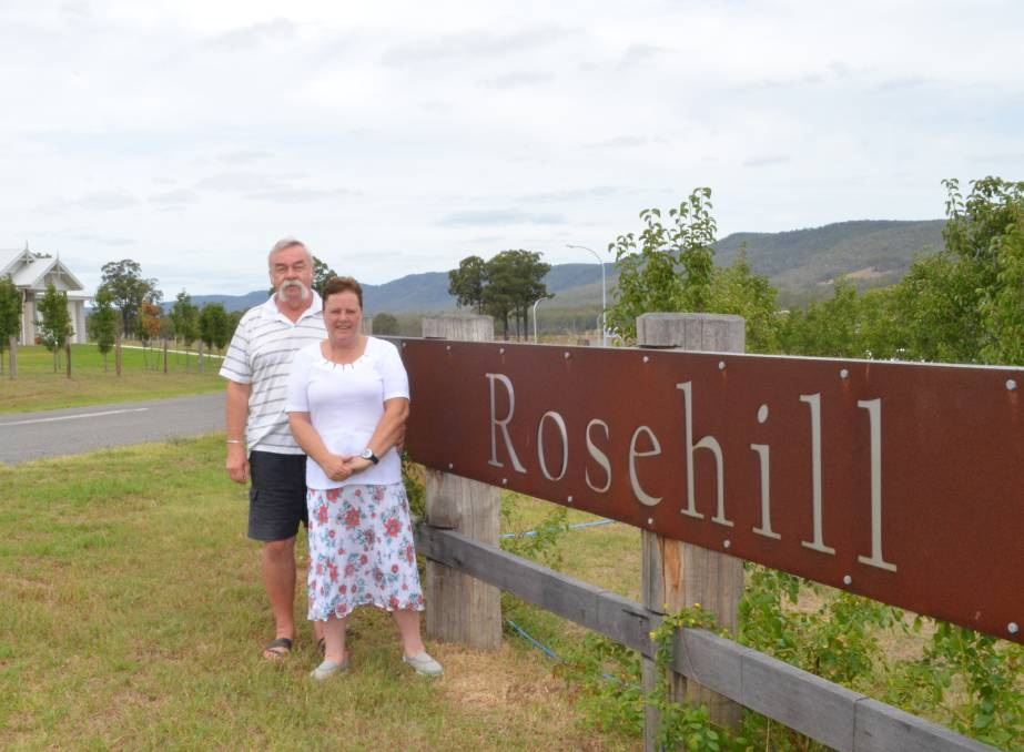 First residents move in to Rosehill Estate, Millfield