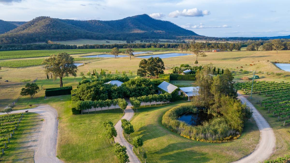 Four Hunter Vineyards on the Market for a Grand Total of $32 Million